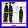 Soft and tangle free weaving hair natural wave