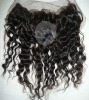 Soft wave european hair lace frontal