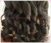 Spiral Curl Indian Remy Human Hair Full Lace Wigs