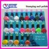 Stamping Nail art polish