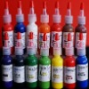 Starbrite Professional 14 Color Tattoo Ink SET 1oz