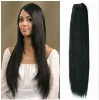 Straight Indian Remy Hair Human Hair Weft/Weaving