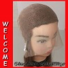 Straight human virgin Indian hair full lace wig