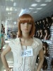 Straight short blond wigs/Golden short BOB wigs(BSFW-2235)