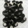 Super Human Natural bulk Virgin remy hair