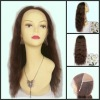 Super Quality 100% indian remy hair full lace wig