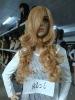 Super wave golden wigs/Long curly women fashion wigs(BSFW-2229)