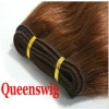 Super wave high quality Chinese wavy human hair extension