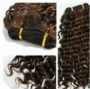 Super wave high quality wavy malaysian hair extension