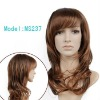 Synthetic Wig Medium Curl Wig