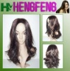 Synthetic long wigs black daily hair wigs for women