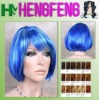 Synthetic paypal funny cosplay wig