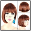 Synthetic wigs Look natural and manageable