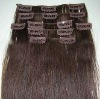 TOP quality Full Head Clip In Hair Extensions