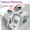Tattoo removal laser machine and skin care