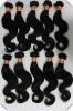 The most favorable price, Brazilian human hair weaving body wave,,tangle free