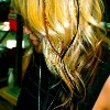 The most popular feather hair extension