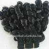 Top Quality candy curl Malaysian virgin human hair accept paypal