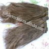 Top Quality natural straighr virgin mongolian remy human hair weft accept paypal