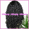 Top Selling Afro-curl Indian Remy Full Lace Wigs