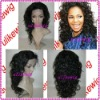 Top Selling Body curl Indian Remy Full Lace Wigs