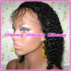 Top Selling Jerry-curl Indian Remy Full Lace Wigs