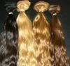 Top grade Natural Virgin Natural Wave Virgin Brazilian Hair