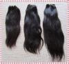 Top grade natural virgin straight Malaysian hair