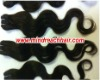 "Top quality 16"" 1b# body wave 100% virgin Brazilian hair,accept paypal"