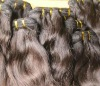 Top quality 16'' 2# natural wave 100% European hair weft accept paypal