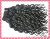 Top quality deep curl virgin hair