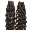 Top quality real human hair spiral curl brazilian hair color #4