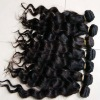 Top quality virgin peruvian hair weaving different length in stock