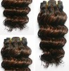 Top wholesale brown peruvian hair extensions