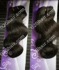 Touch soft and good wave remi hair extension