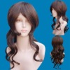 Toupee, wig, men Toupee, High quality hand-knitted men's toupee, human hair, glowing wig,funky wig, theatrical wigs,gothic wig,
