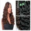 Unprocessed and keep cuticle Indian virgin hair natural wave 100 gram