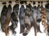 VIRGIN HUMAN HAIR BULK - NATURAL STRAIGHT VIRGIN HAIR WEFT