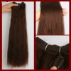 Variety of colors 100% Brazilain clip-in hair extensions