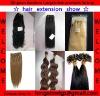 Various human Hair Extension