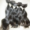 Virgin Straight with Wave Brazilian Hair