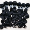 Virgin body wave indian hair factory price