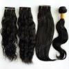 Virgin brazilian hair natural wave top quality aaa