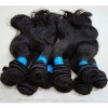 Virgin brazilian human hair large in stock