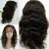 Virgin malysian hair full lace wig accept sample order
