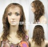 Warm welcomed new arrival indian full lace wig