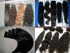 Wavy unprocessed virgin remy hair
