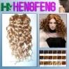 Wholesale 100% kanekalon hair weft