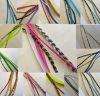 Wholesale -  Natural feather extension Hair Extension Feather Mix Order enjoy DIY 500pcs/lot