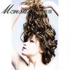 Wholesale brown long deep wave human hair wigs for ladies